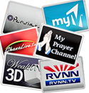 New Roku Channels - January 13, 2012