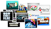 New Roku Channels - August 24, 2012