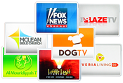 New Roku Channels - September 7, 2012