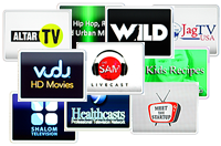 New Roku Channels - September 22, 2012