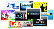 New Roku Channels - October 19, 2012