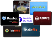 New Roku Channels - December 7, 2012