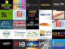 New Roku Channels - April 19, 2013