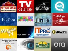 New Roku Channels - July 12, 2013
