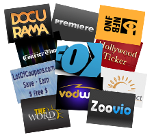 New Roku Channels - August 2, 2013