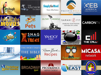 New Roku Channels - March 28, 2014