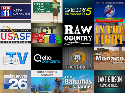 New Roku Channels - April 4, 2014