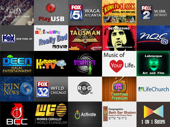 New Roku Channels - April 18, 2014