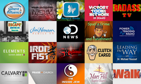 New Roku Channels - May 16, 2014