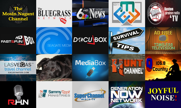 New Roku Channels - July 4, 2014
