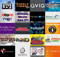 New Roku Channels - January 16, 2015