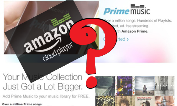 do you get amazon music with prime