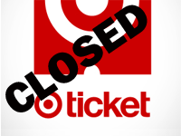 Target Closes Target Ticket Streaming Video Service