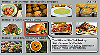 Five Roku Channels for Last-Minute Help With Your Thanksgiving Meal