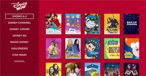 DisneyNOW on Roku combines content from three popular Disney channels