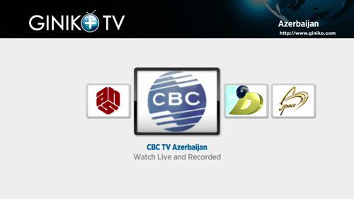 Giniko Plus TV Private Roku Channel Screenshot 2