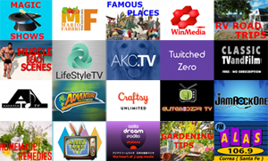 New Roku Channels - March 23, 2018