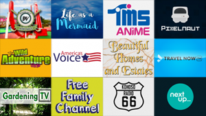 New Roku Channels - September 28, 2018