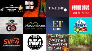 New Roku Channels - December 7, 2018