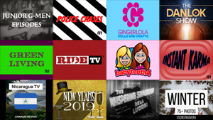New Roku Channels - December 27, 2018
