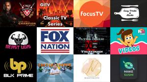 New Roku Channels - April 26, 2019
