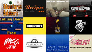 New Roku Channels - May 3, 2019