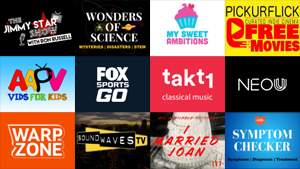 New Roku Channels - May 17, 2019