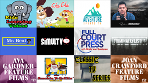 New Roku Channels - September 20, 2019