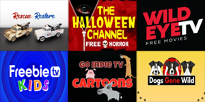 New Roku Channels - October 11, 2019