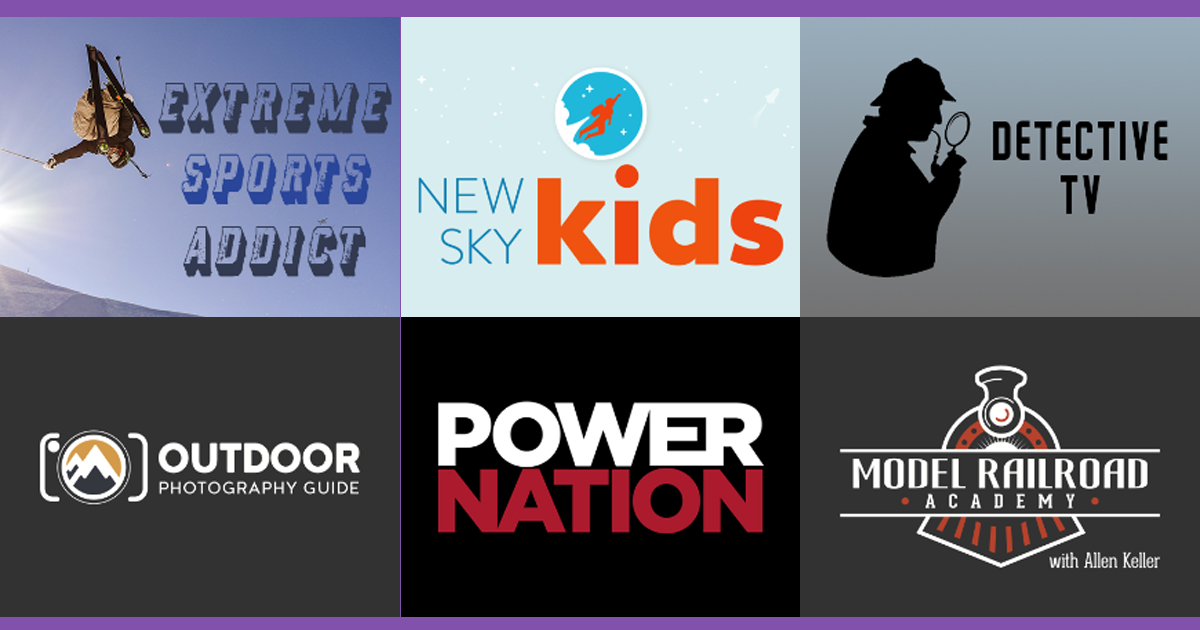 New Roku Channels - March 192, 2021