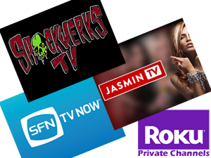 New Private Roku Channels