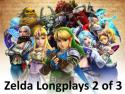 Zelda Longplays 2 of 3