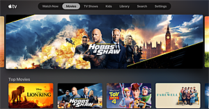 Apple TV now available on Roku devices