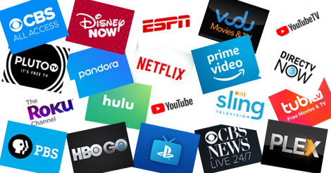 The Best Roku Channels - Most Watched Channels in All Categories