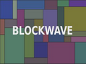 Blockwave Screensaver