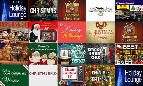 christmas roku channels - Christmas Shows On Tv Tonight