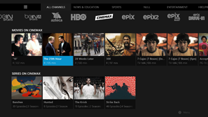 Cinemax on Sling TV on Roku for $10 per month