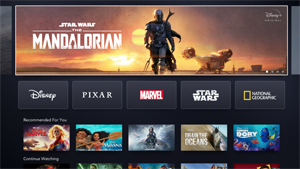 Disney+ launches on Roku