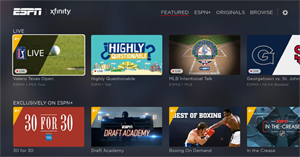 New ESPN app replaces WatchESPN on Roku, adds support for