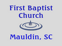 First Baptist Church Mauldin