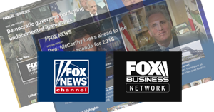Fox News and Fox Business channels updated on Roku