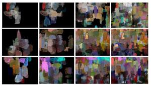 Kinetics Painter Roku Screenshot