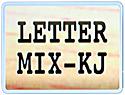 Letter Mix - King James