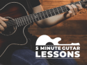 5 Minute Guitar Lessons