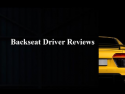 Backseat Driver Reviews