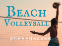 Beach Volleyball Screensaver