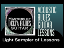 Blues Guitar Instruction Light