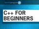 C Plus Plus for Beginners
