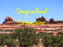 Canyonland Screensaver