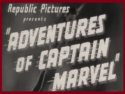 Captain Marvel Adventures on Roku